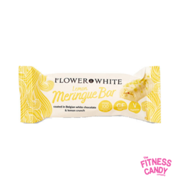 FLOWER WHITE FLOWER WHITE MERINGUE BAR Lemon