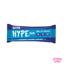 OATEIN HYPE BAR Milk & Cookies