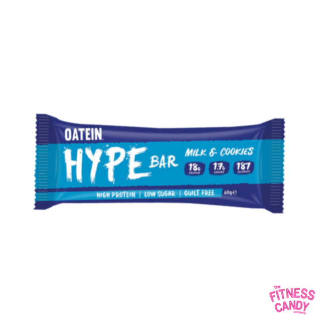 OATEIN HYPE BAR Milk & Cookies THT 30/4/21
