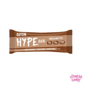 OATEIN HYPE BAR Hazelnutty  THT 30/4/21