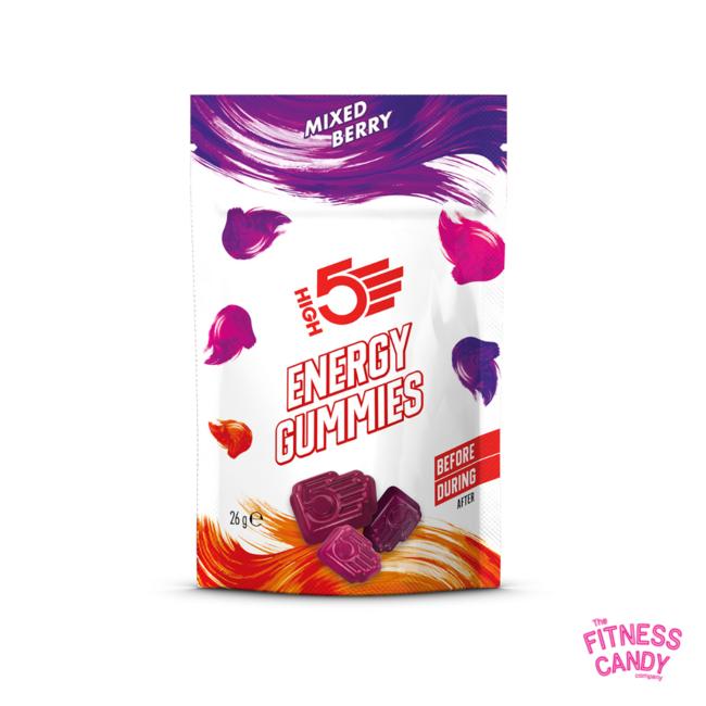 HIGH5 ENERGY GUMMIES Berry