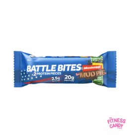 BATTLE BITES BATTLE BITES Mississippi Mud Pie