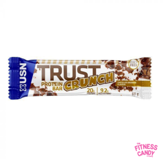USN TRUST BAR Chocolate Fudge Brownie