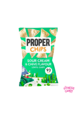 PROPER PROPER CHIPS Sour Cream Chives