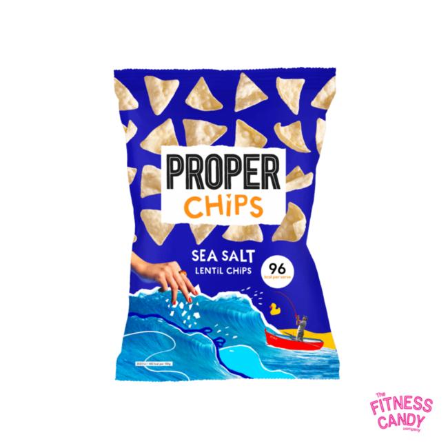 PROPER CHIPS Sea Salt