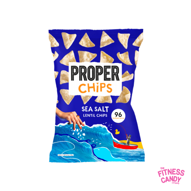 PROPER PROPER CHIPS Sea Salt