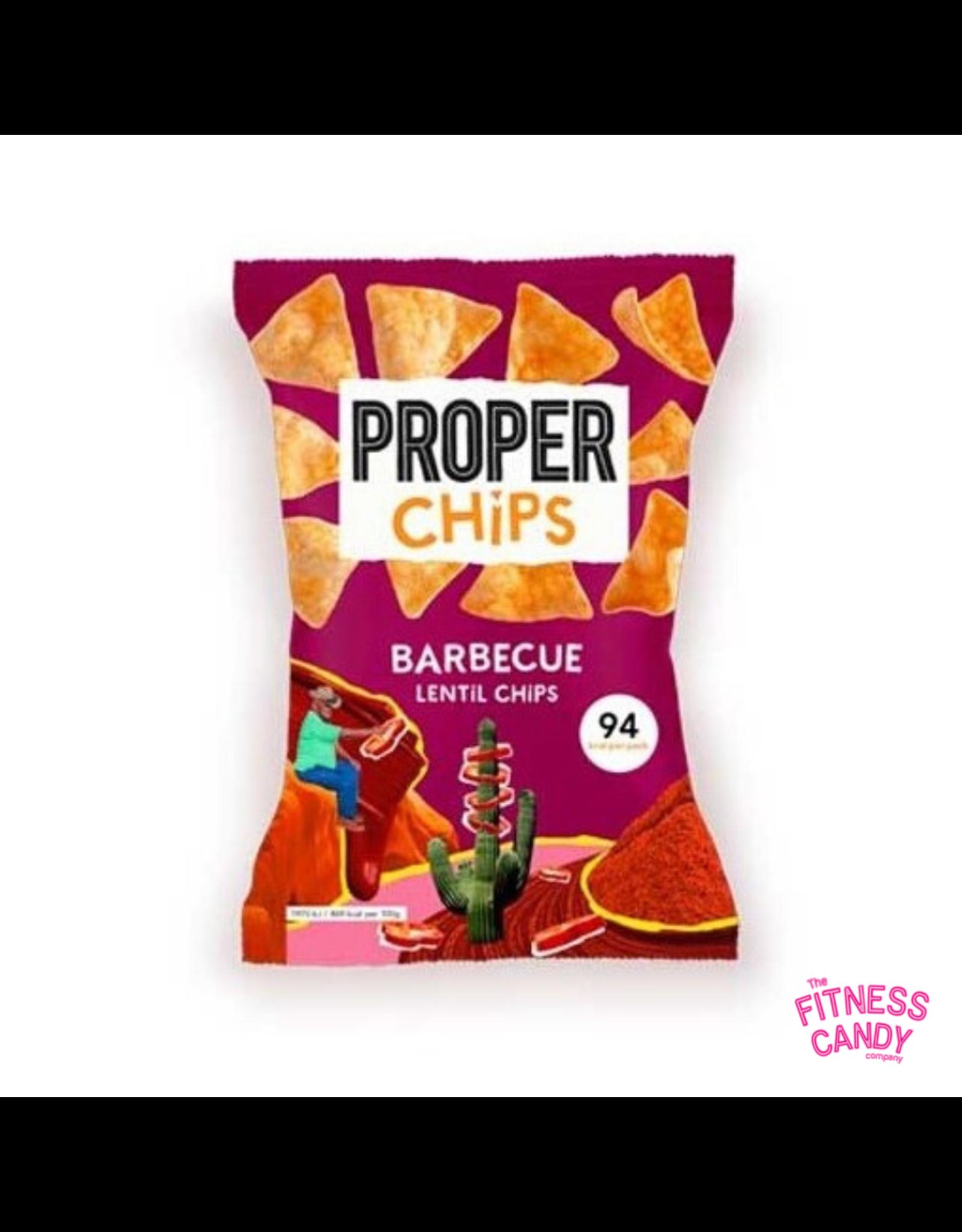 PROPER PROPER CHIPS Barbecue