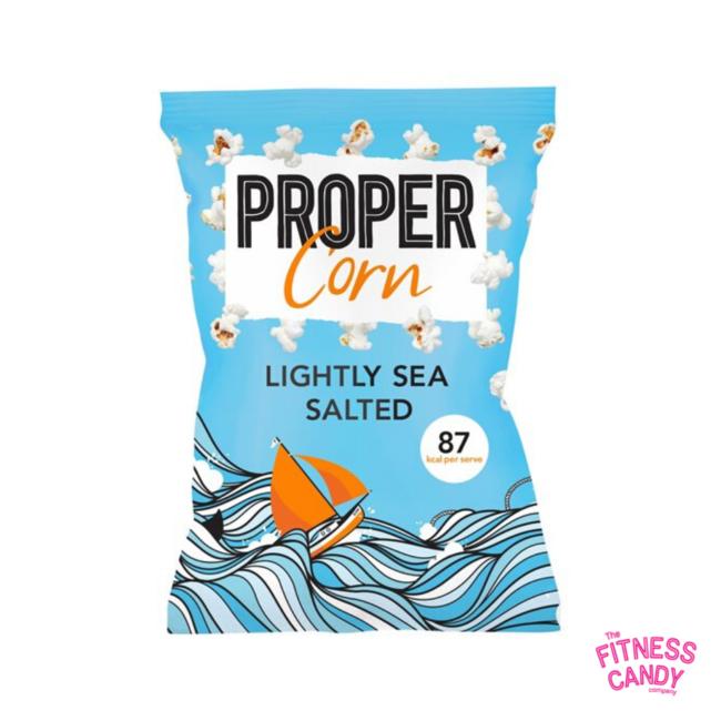 PROPER CORN Lightly Sea Salted