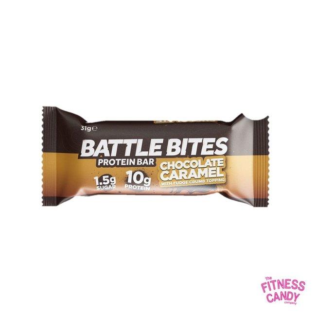 BATTLE BITES MINI chocolate caramel