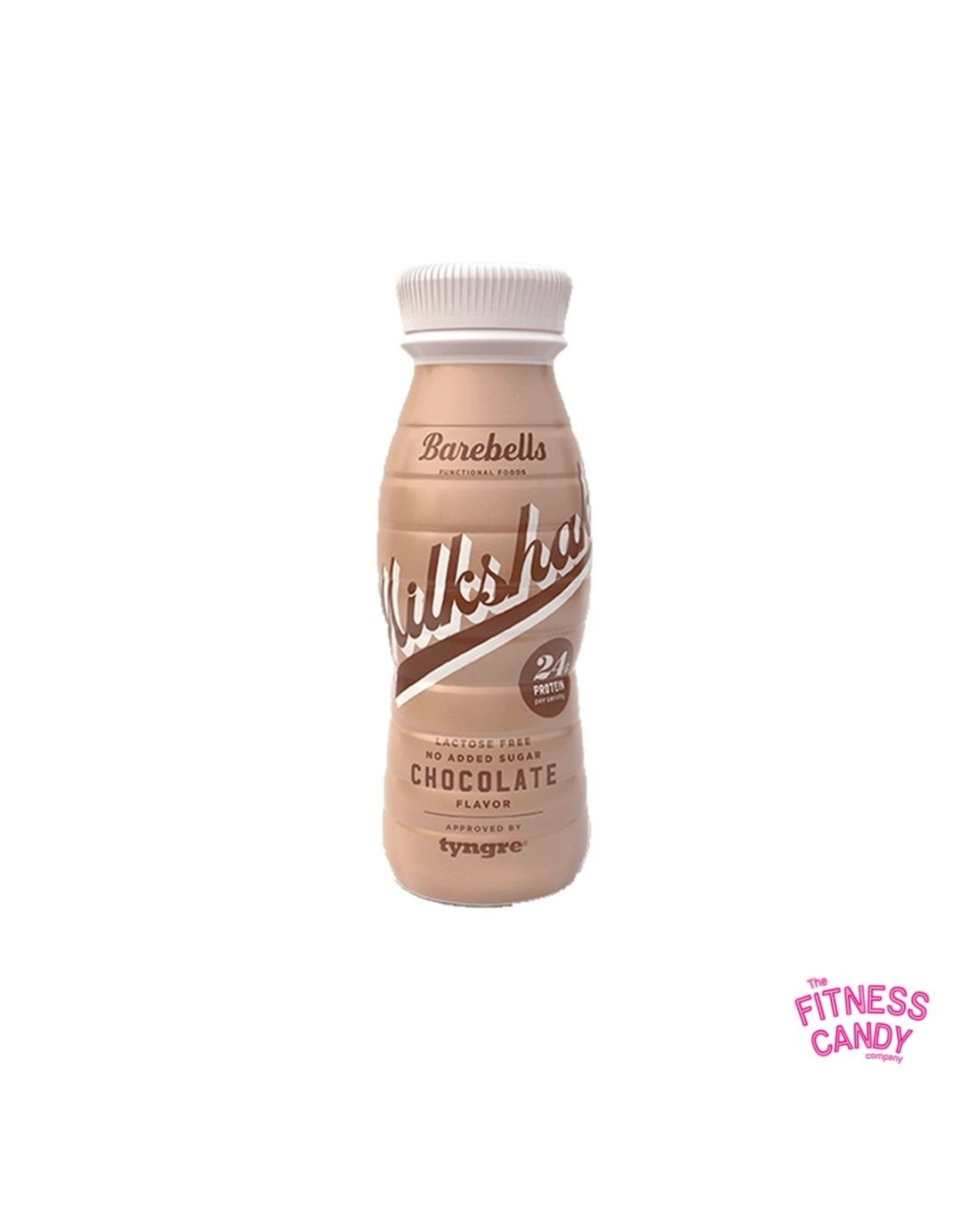 BAREBELLS BAREBELLS MILKSHAKE Chocolade