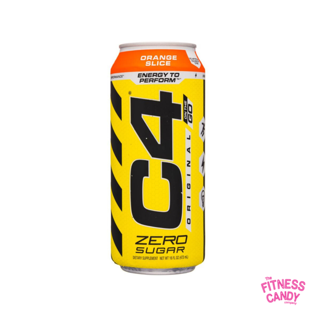 Cellucor  C4 ENERGY Orange Slice