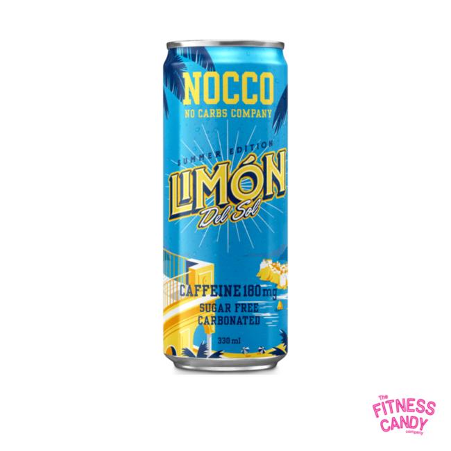 NOCCO Lemon