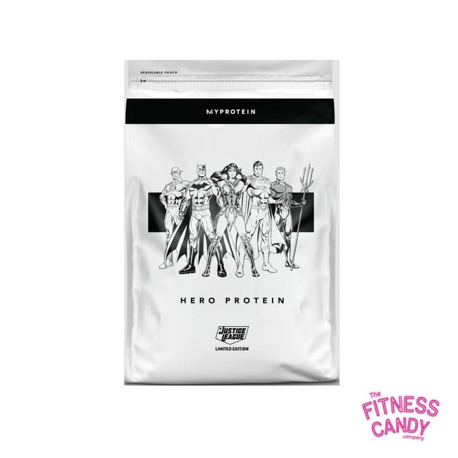 MY PROTEIN Limited Edition Hero Edition