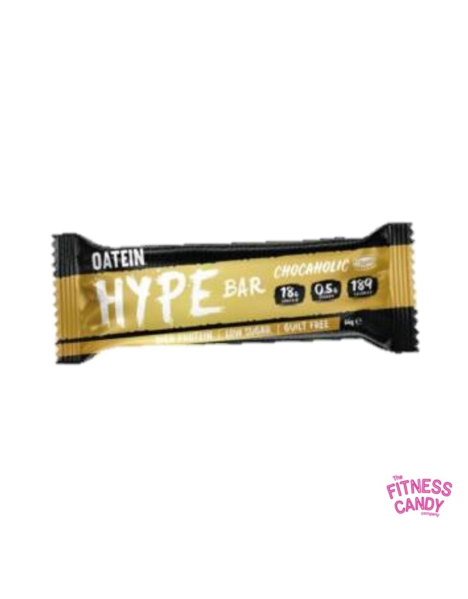 OATEIN HYPE BAR Chocoholic