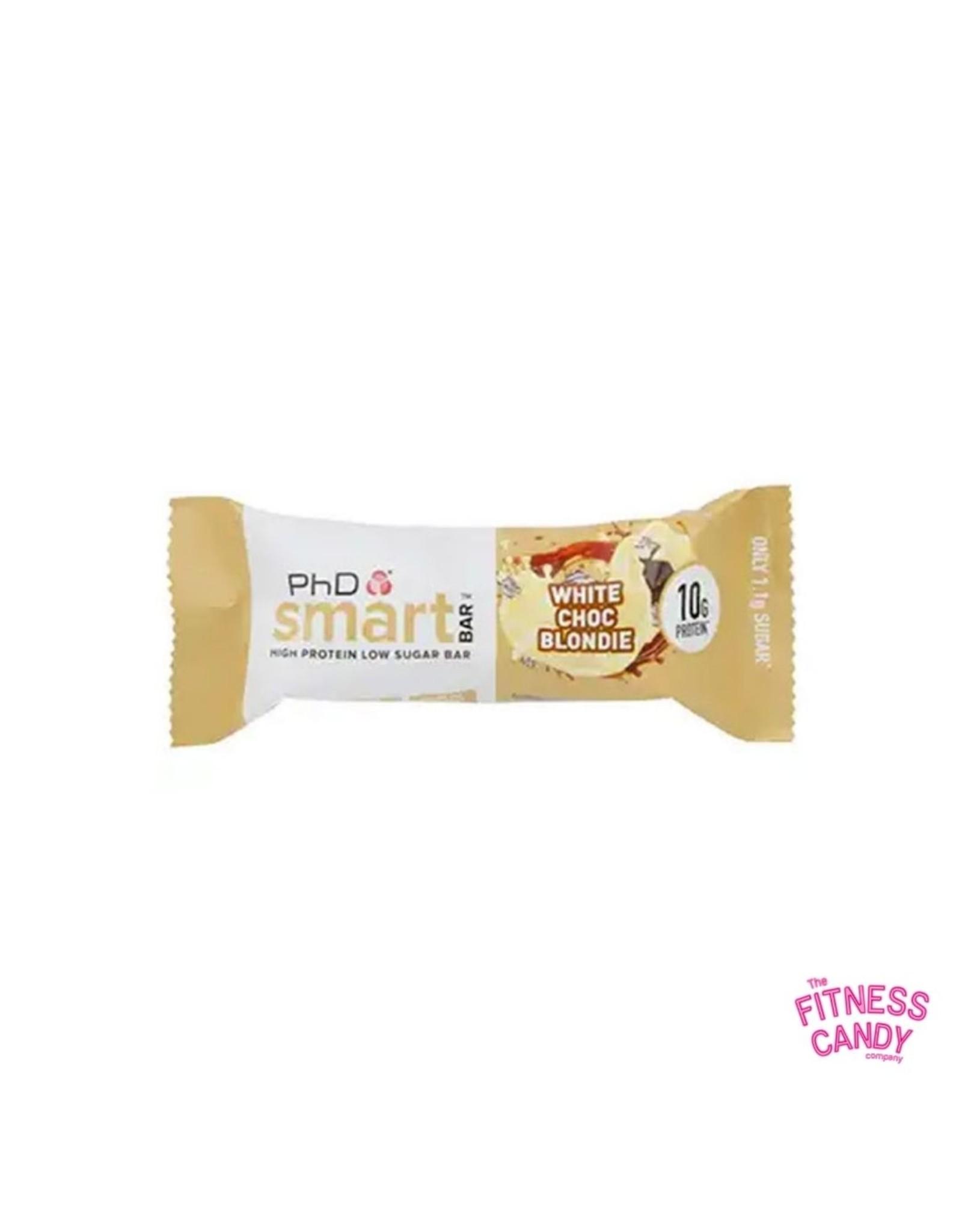 PhD PhD SMART BAR White Chocolate Blondie