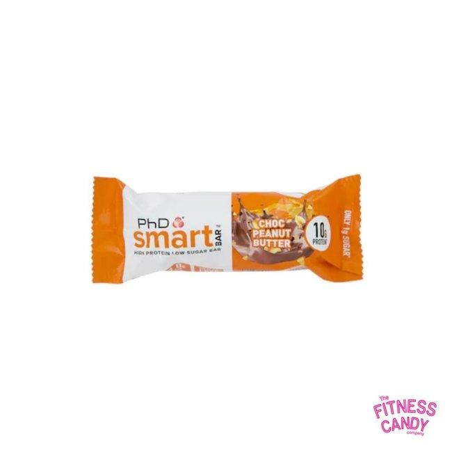 PhD SMART BAR Chocolate Peanut Butter