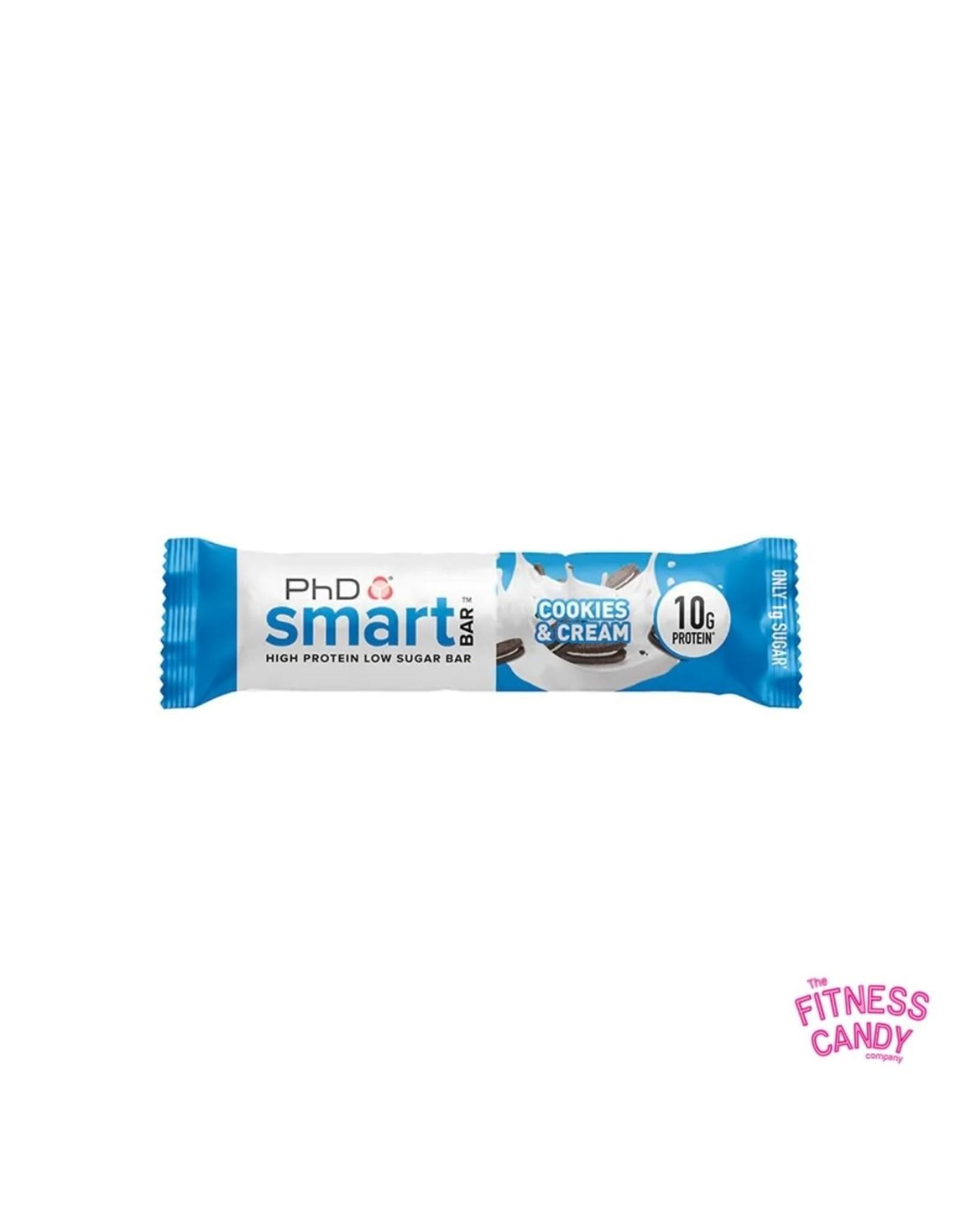 PhD PhD SMART BAR Cookies & Cream