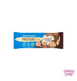 Maximuscle MAXIMUSCLE Cookies & Cream Protein Bar