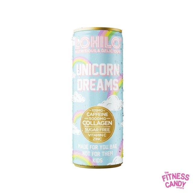LOHILO Unicorn Dreams Collageen Drankje