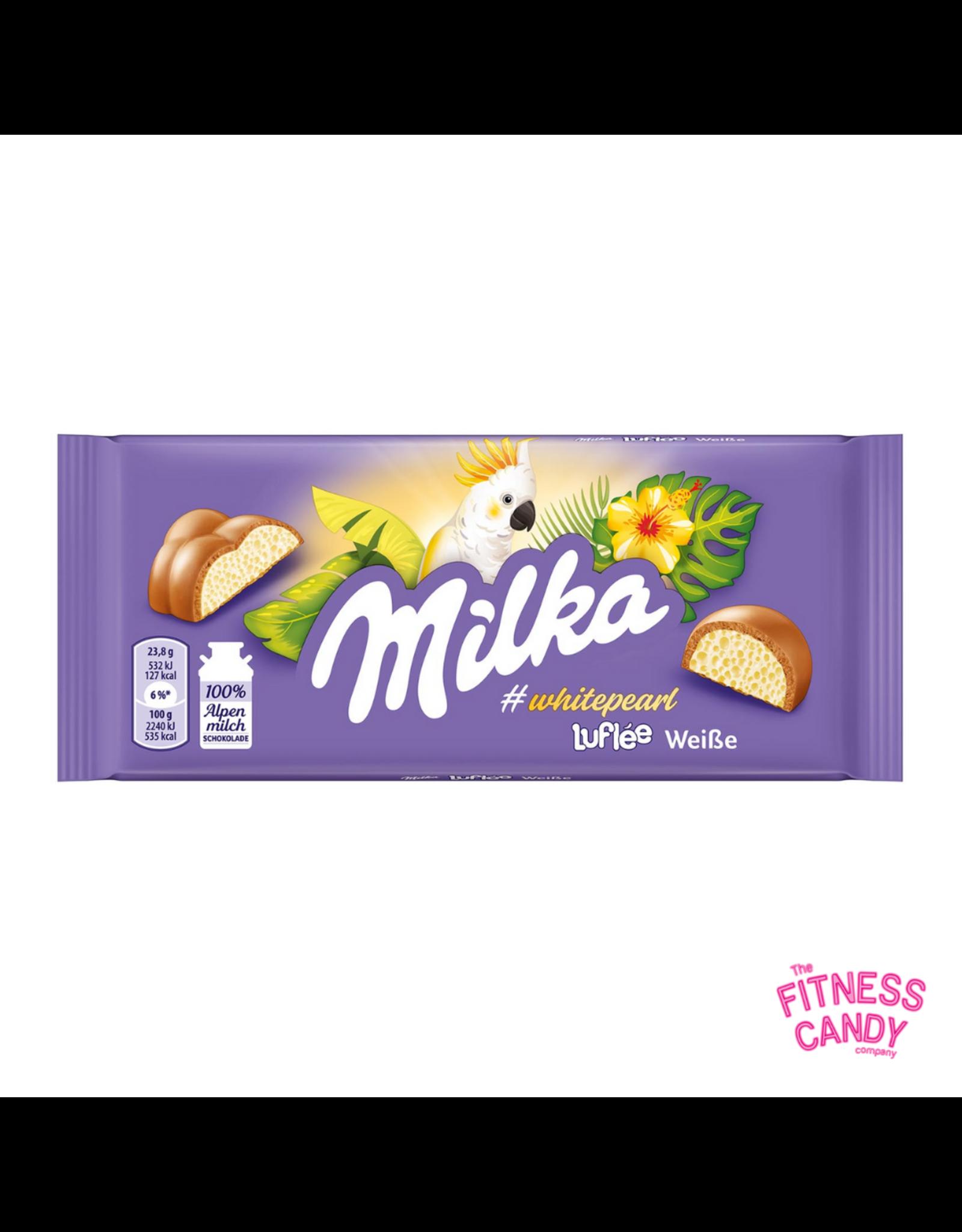 Milka MILKA SUMMER EDITION LUFLEE WHITE PEARL