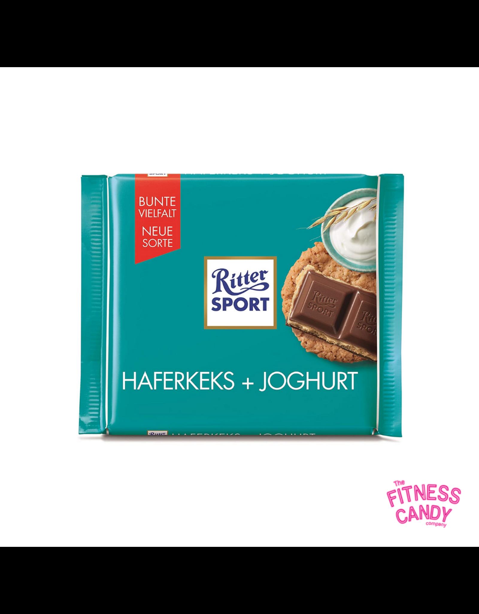 Ritter Sport RITTER SPORT HAFERKEKS + JOGHURT