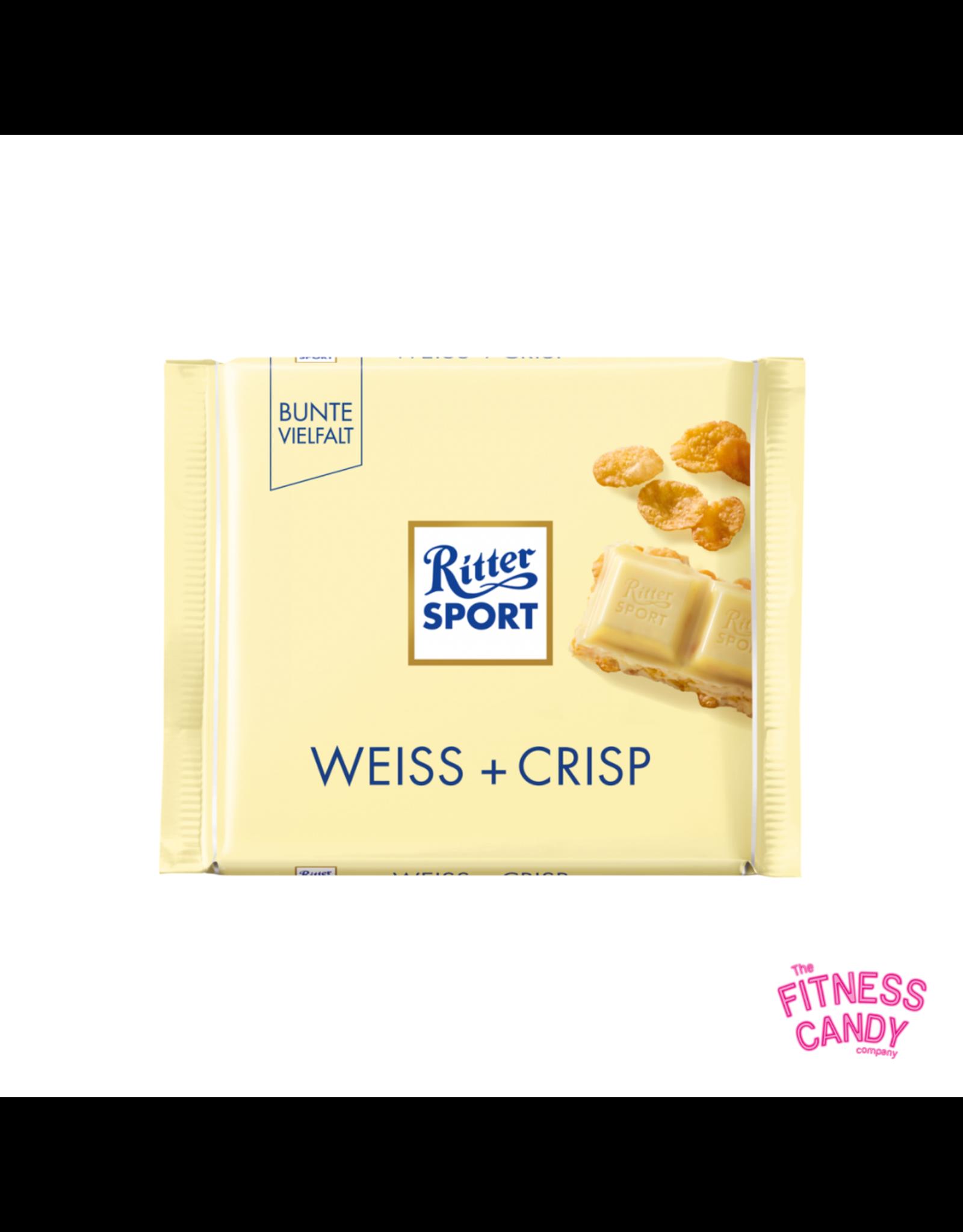 Ritter Sport RITTER SPORT WHITE CRISP