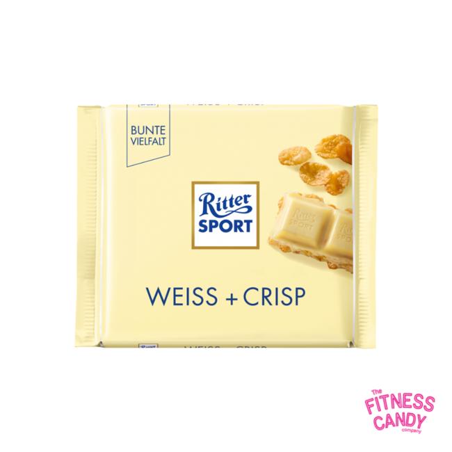 RITTER SPORT White Crisp