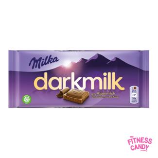 MILKA MILKA Darkmilk Alpenmelk  THT9/4/21