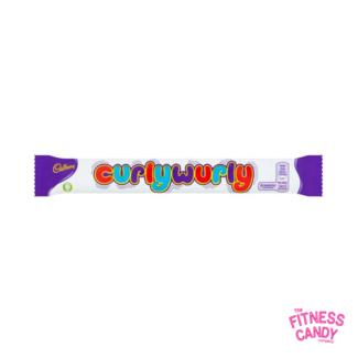 Cadbury CURLY WURLY CHOCOLADE REEP