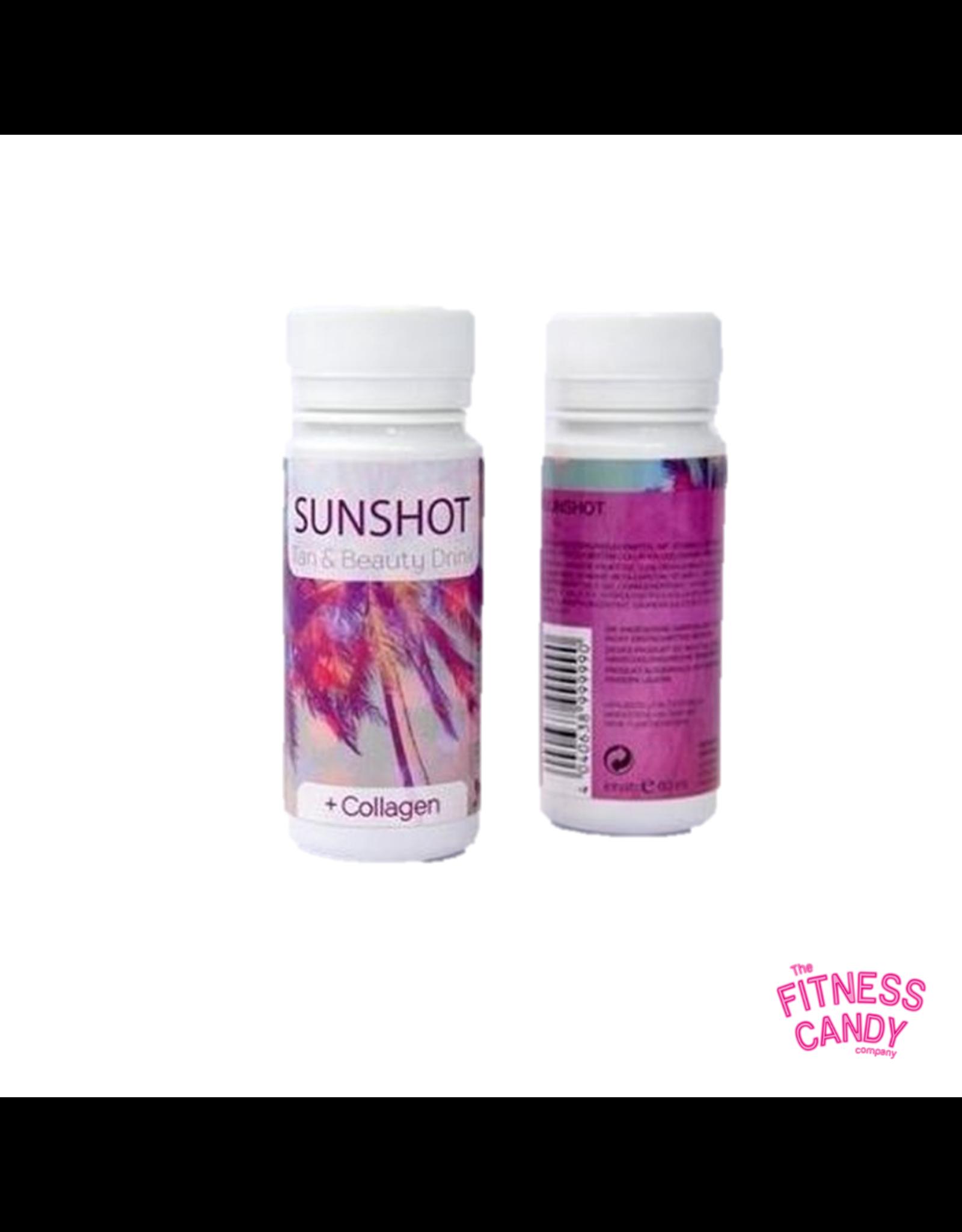 Sunshot SUNSHOT TAN & BEAUTY DRINKS