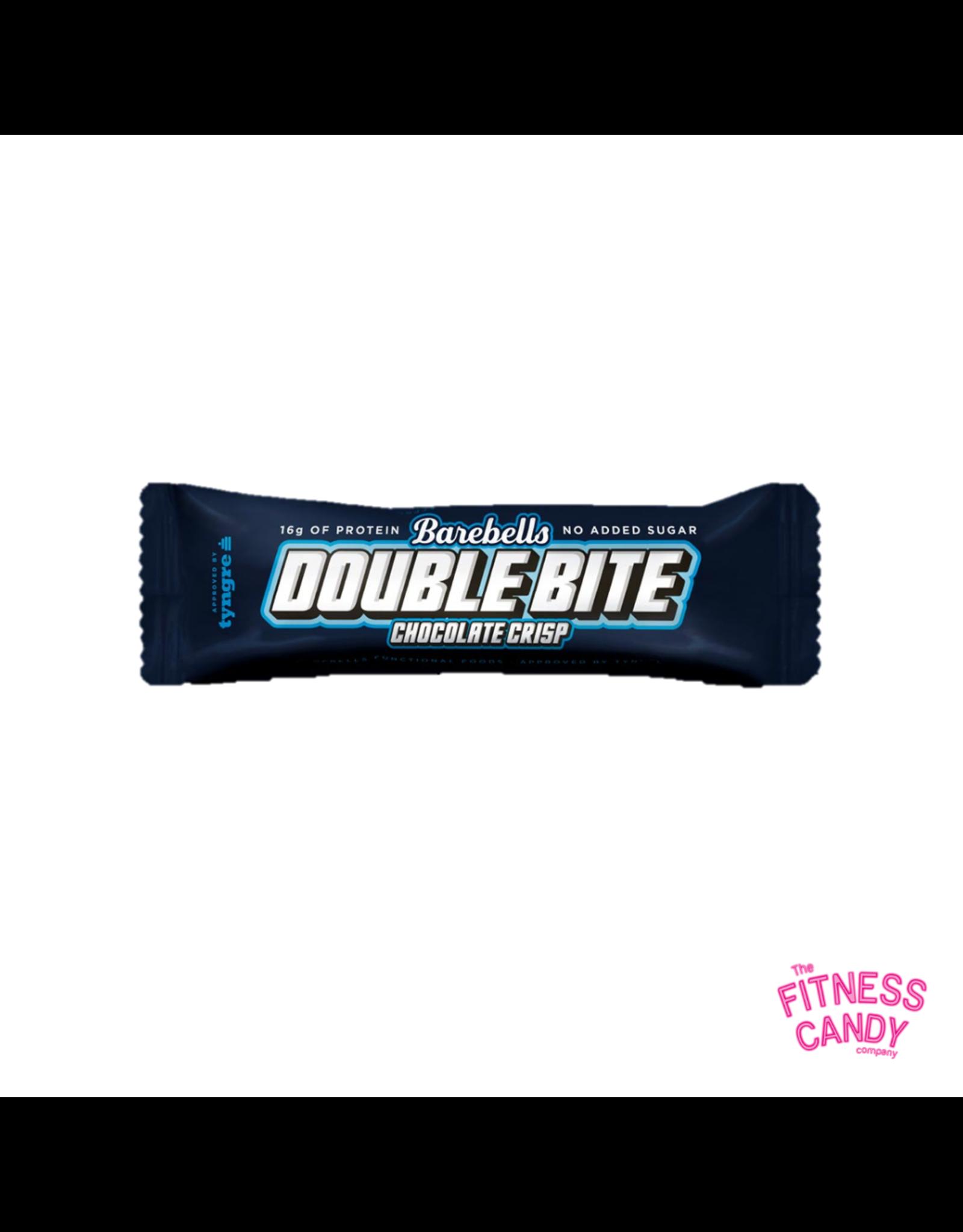 BAREBELLS BAREBELLS Double Bite Chocolate Crisp