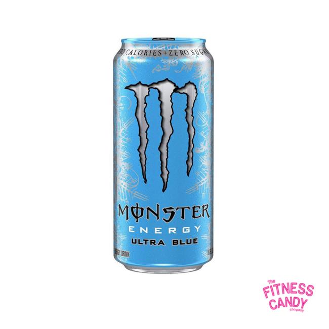 MONSTER Zero Ultra Blue