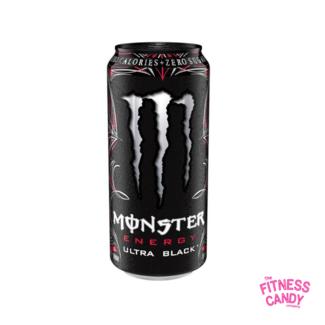 MONSTER Zero Ultra Black