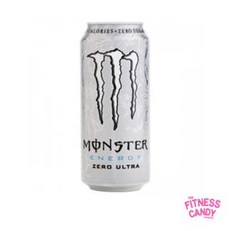MONSTER Zero Ultra White