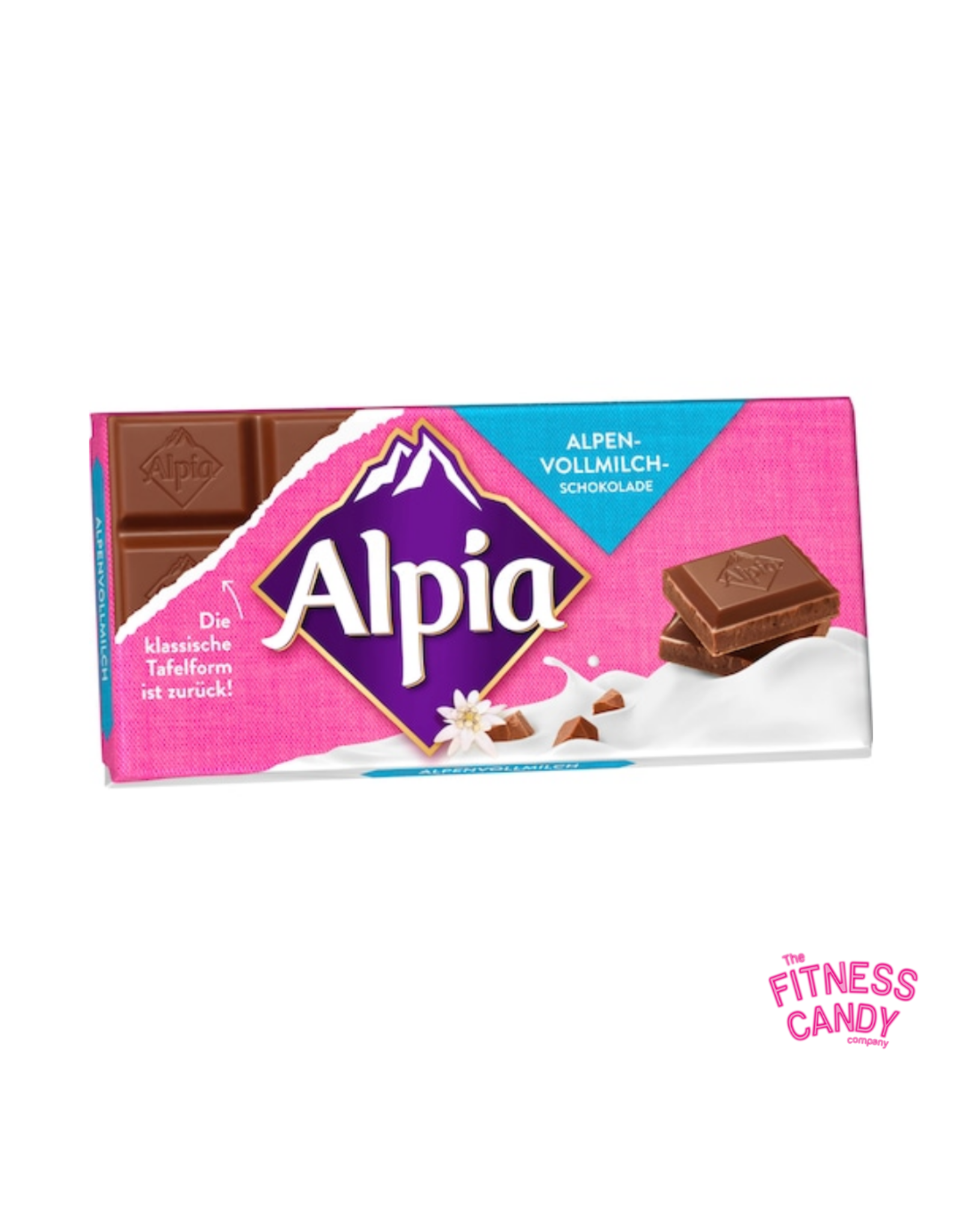 Alpia ALPIA Alpenmelk Chocolade