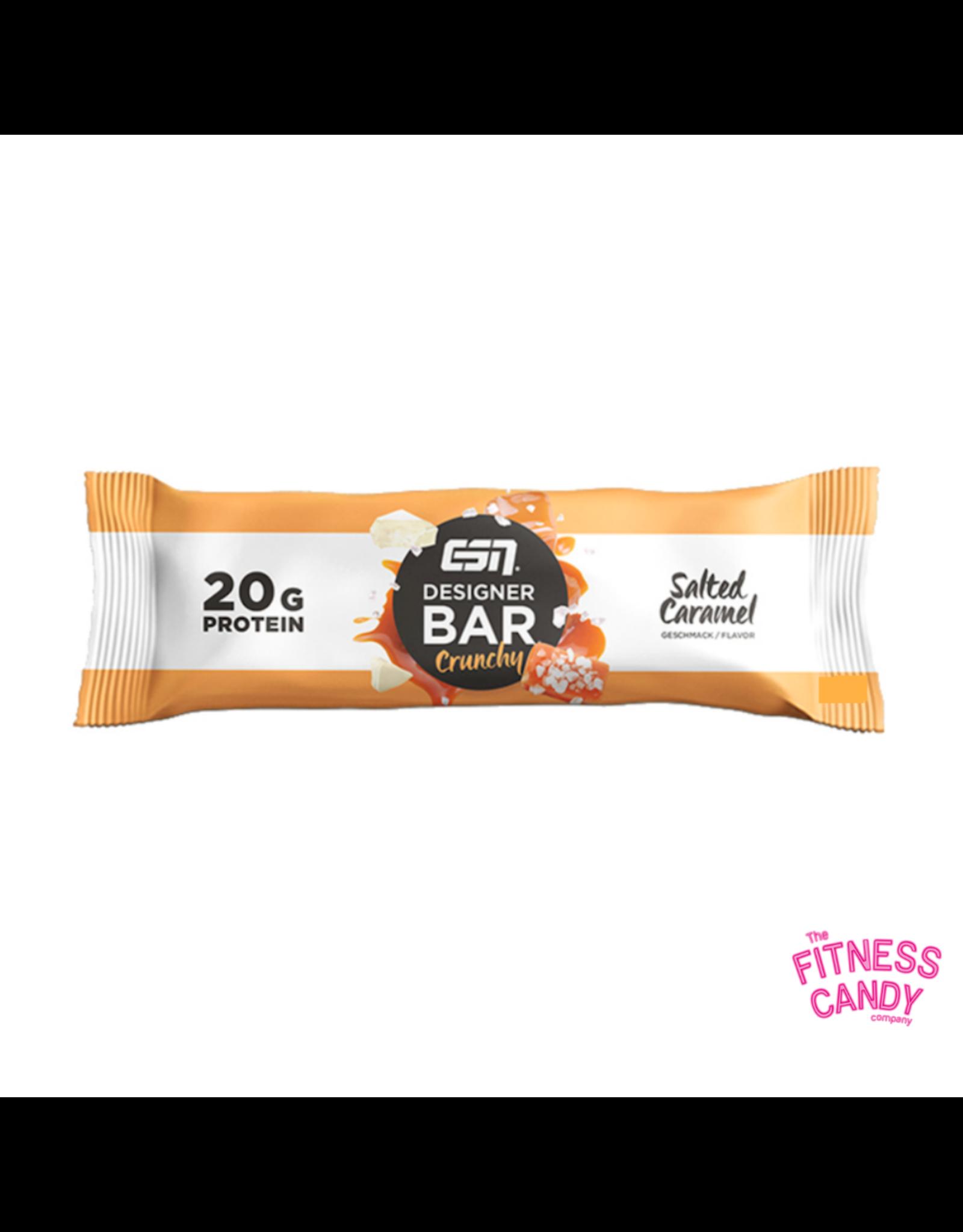 ESN ESN DESIGNER BAR Crunchy Salted Caramel