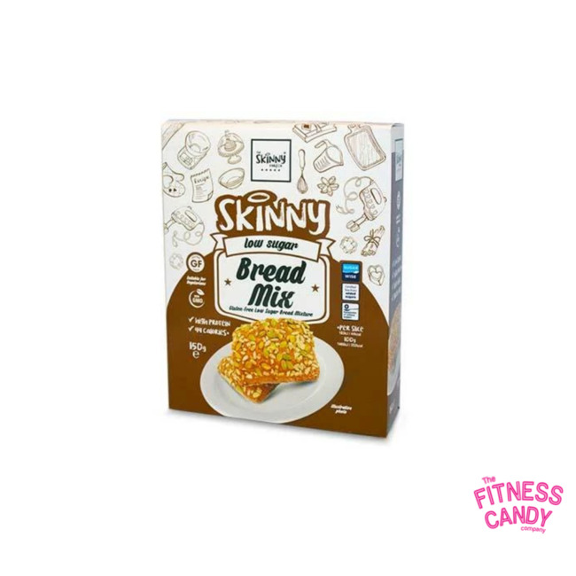 THE SKINNY FOOD CO Gluten Free Seeded Bread Mix