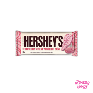 HERSHEY'S Strawberries 'N' Creme - THT 11-12-21