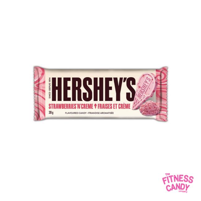 HERSHEY'S Strawberries 'N' Creme