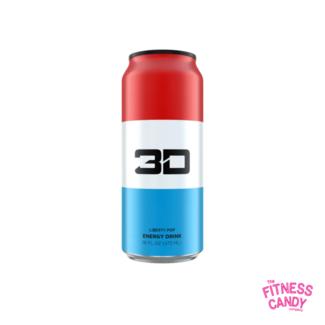 3D 3D ENERGY DRINK Liberty Pop