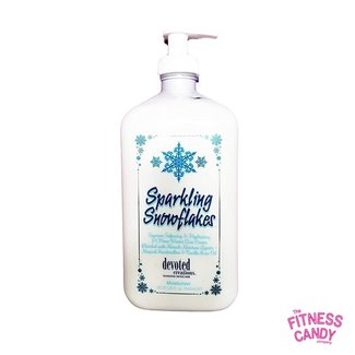 DEVOTED CREATIONS Sparkling Snowflake Lotion