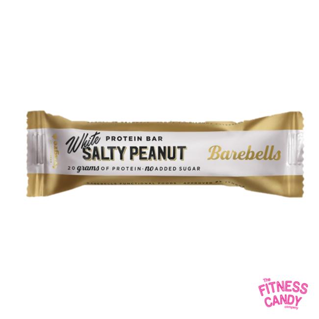 BAREBELLS White Chocolate Salty Peanut