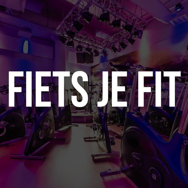 Exercise FIETS JE FIT MET ED