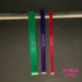 The Fitness Candy Company EXERCISE Resistance Bands SET