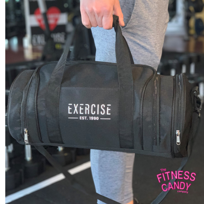 The Fitness Candy Company EXERCISE Sporttas
