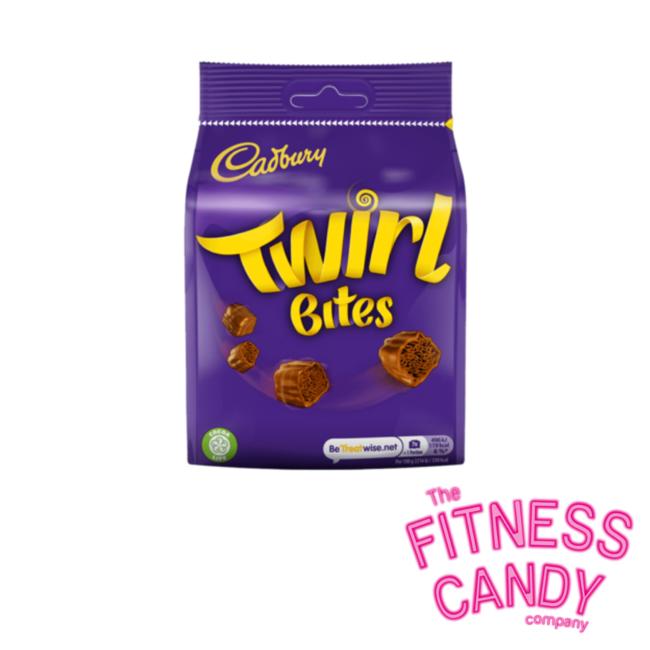 CADBURY  TWIRL BITES Chocolate