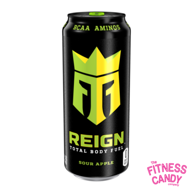 Reign REIGN Energy Sour Apple