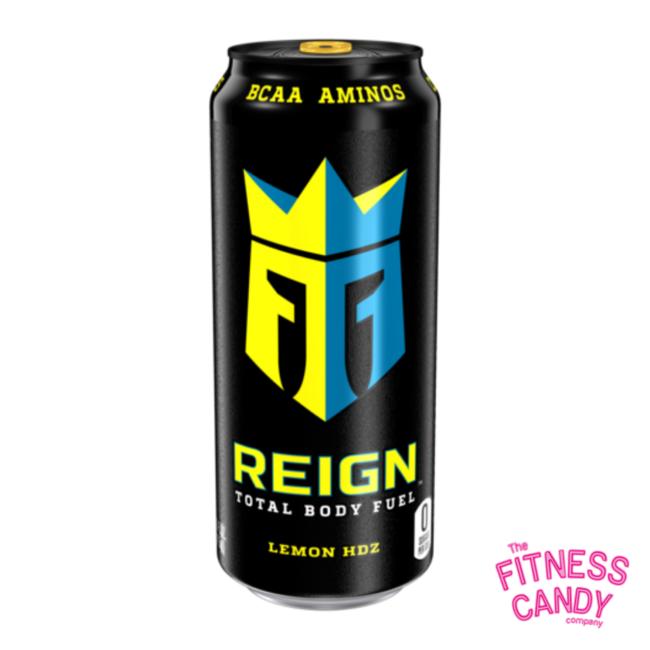 Reign Reign Energy Lemon