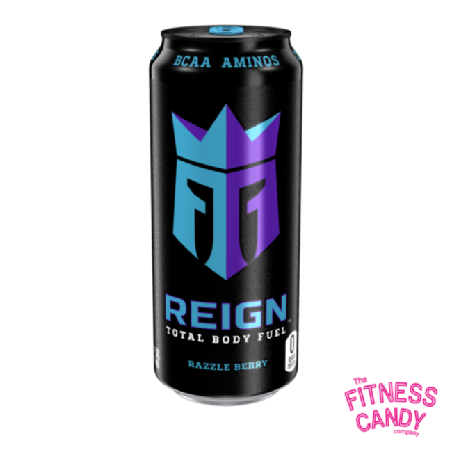 Reign Reign Energy Razzle Berry