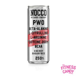 NOCCO NOCCO Pre-Workout Cherry